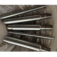 CK45 Chrome Plated Hydraulic Cylinder Shaft Induction Hardened Manufactures