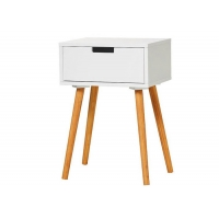 60cm Height Wood Bedside Table Manufactures