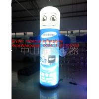 inflatable advertising balloon inflatable lighting colume Manufactures