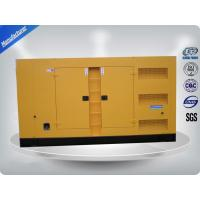 Soundproof Engine Generator Set 500KW Rating Power AC Three Phase Manufactures
