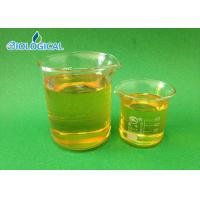 Yellow Liquid Legal Injectable Steroids 150/ 200 Mg / Ml 99.46% Trenbolone Enanthate Manufactures