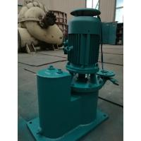 High Speed Vertical Self Priming Pump Single Stage For Fire Fighting Manufactures