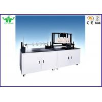 Buy cheap IEC60331 Wire Testing Equipment Cable Fire Resistance Test For Circuit Integrity Under Fire Conditions from wholesalers