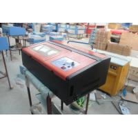 Quality Desktop Laser Engraver Co2 Laser Engraving And Cutting Machine For Carving Chapter And Artistic Works for sale