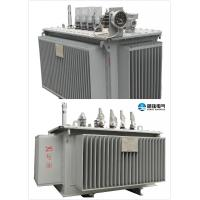 Low Noise Compact Oil Cooled Transformers 35kV - 250 KVA ONAN / ONAF Cooling Manufactures
