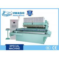 HWASHI Multi point Automatic Spot Welding Machine for Stainless Steel Sheet Plate Manufactures
