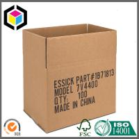 Wholesale Custom Printed Cardboard Corrugated Carton Paper Packaging Box Manufactures