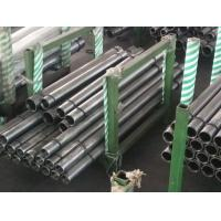ST52 Cold Drawn Hollow Steel Bar , Aluminum Hollow Bar Chrome Plating Manufactures