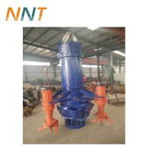 150 HP submersible pumps pond dredging pump submersible slurry pump for sale Manufactures