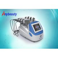 3 Size Portable Lipo Laser Slimming Machine for cellulite removal 100 - 240V AC Manufactures