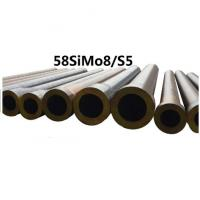Forged Round Tool Steel Bar Grade 58simo8 / S5 Material Max Length 11800mm Manufactures