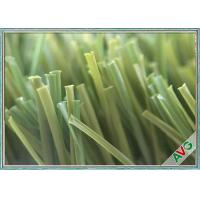 High Wear Resistance Garden / Landscaping Artificial Turf With Green Color Manufactures