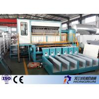 Professional Egg Crate Making Machine , Pulp Egg Tray Making Machine Hongrun Manufactures