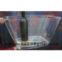 large stainless steel ice bucket Manufactures