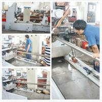 Full Automatic Wire Mesh Making Machine , Brick Force Welded Wire Mesh Machine Manufactures