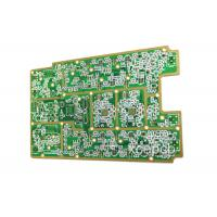 Microwave Rogers PCB / RF Rogers 4003 Immersion Gold Printed Circuit Boards 3OZ Manufactures