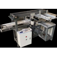 100mm Width 0.8Mpa Cushion Filling Machine Slide Press Manufactures