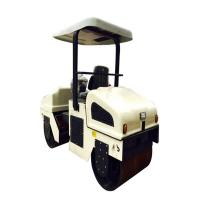 China ZM-3000 Mini Hydraulic Ride On Asphalt Vibratory Road Roller for Sale on sale