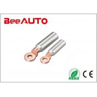 Buy cheap DTL Series Bimetal Connector Cable Wire Crimping Terminals With Tin Plated from wholesalers