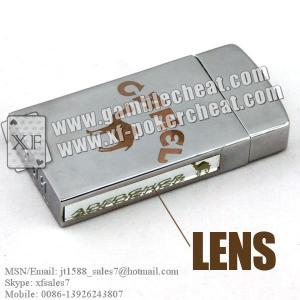 China Zippo Lighter Hidden Lens on sale
