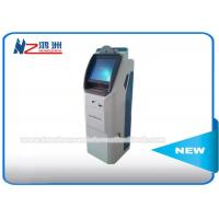 All In One Touch Screen ATM Computer Kiosk Cabinet Bank ATM Cash Machine Manufactures
