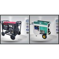 2600 W Silent Small Gasoline Generator Set Single Phase Energy - Saving Manufactures