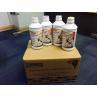 CMYK Sublimation Printer Ink One Liter For Textile Inkjet Printer Manufactures