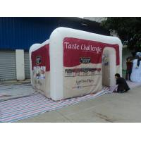 Tarpaulin Outdoor Inflatable Advertising Tent Party Customized Manufactures
