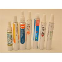 Soft Aluminum Squeeze Eye Ointment Tube Sterile Eye Cream Aluminum Cream Tube Manufactures