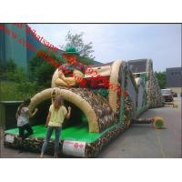 boot camp inflatable obstacle course Manufactures