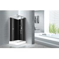 Convenient Comfort Rectangular Shower Cabins Free Standing 1000 X 800 X 2250 mm Manufactures