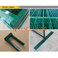 Quality 6ft x 10ft  temporary construction fence panels weld mesh temp fencing panels for sale
