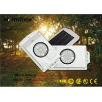 115LM / W Integrated Solar Street Light  Phone App Control 2-3 Meters Mounting Height Manufactures