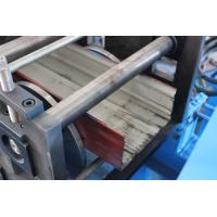 China Beam Side Roof Panel Roll Forming Machine Hydraulic Cutting on sale