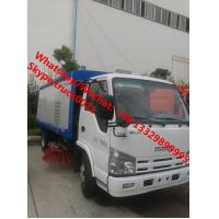 HOT SALE! high quality and competitive price dongfeng 4*2 RHD road sweeping vehicle, Factory sale best price Dongfeng 4* Manufactures