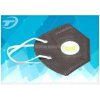 Disposable respirator FFP1 valved, non - woven fabric with melt - blown Manufactures