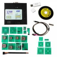 2018 Latest Version XPROG M V5.74 Auto ECU Programmer With USB Dongle Installed on Windows XP/ WIN7 Manufactures