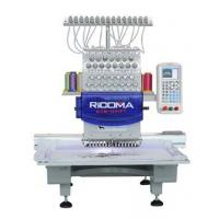 China one head flat bed Compact Embroidery machine with sequin device on sale