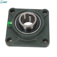 Quality 30*38.1*125 mm Agricultural machinery, fan, textile, food, mining etc. used Pillow block bearing UCF206 for sale
