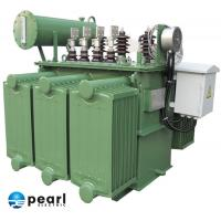 10kV Oil Immersed Transformer , High Efficiency Manufactures