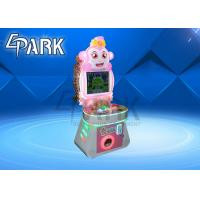 Attractive Arcade Dance Machine , Capsule Candy Bear Bouncy Ball Twisting Machine for Child Manufactures