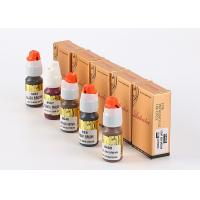 Micro Permanent Makeup Pigments for Microblading Eyebrows / Lips / Eyeliners Manufactures
