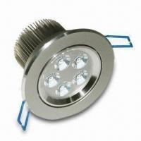 LED Downlight with 100 to 240V AC/50 to 60Hz Input Voltage, OEM and ODM Orders Welcomed Manufactures