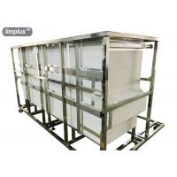 2000 Liter Huge Industrial Ultrasonic Cleaner For Aeroplane Components Degrease Manufactures