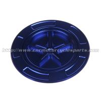 Quality Aluminum Motorcycle Gas Tank Cap , Custom Gas Caps For Motorcycles for sale