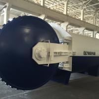 High Quality Glass Lamination Pressure Vessel Autoclave For Laminated Glass Manufactures