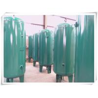 High Pressure Air Compressor Buffer Replacement Tank Low Alloy Steel Material Manufactures