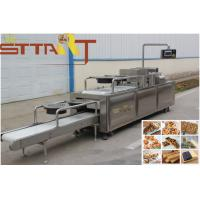 Oat Chocolate Cereal Fruits Nuts Candy Bar Making Machine / Molding Machine Manufactures