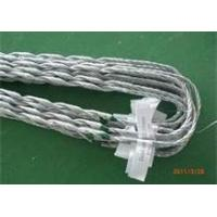 Proformed steel galvanized dead end grip dead  guy wire clamp, 8mm wire rope clamp Manufactures