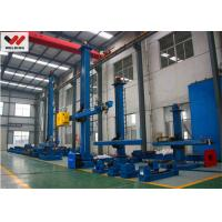 High Precision Column & Boom Welding Manipulators With Submerged Arc Welding Power Manufactures